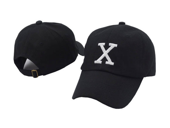 Malcolm X Dad Hat - Hype For Hats