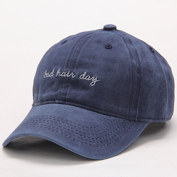 Bad Hair Day Dad Hat - Hype For Hats