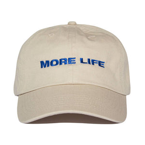 More Life Dad Hat - Hype For Hats