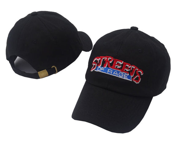 Streets of Rage Dad Hat - Hype For Hats