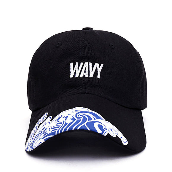 Wavy Dad Hat - Hype For Hats