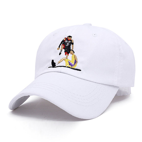 Allen Iverson Step Over Dad Hat - Hype For Hats