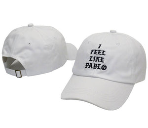 I Feel Like Pablo Dad Hat - Hype For Hats