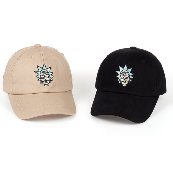 207ac8bf1fbde Rick and Morty Dad Hat - Hype For Hats