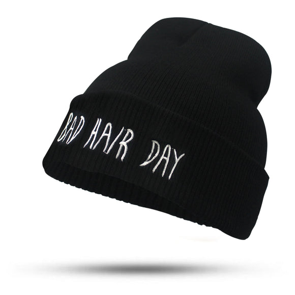 Bad Hair Day Beanie - Hype For Hats