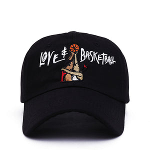 Love and Basketball Dad Hat - Hype For Hats
