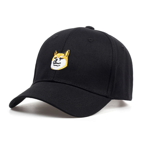 Doge Hachiko Dad Hat - Hype For Hats