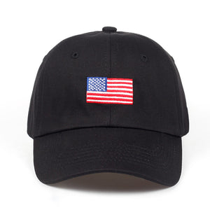 US Flag Dad Hat - Hype For Hats