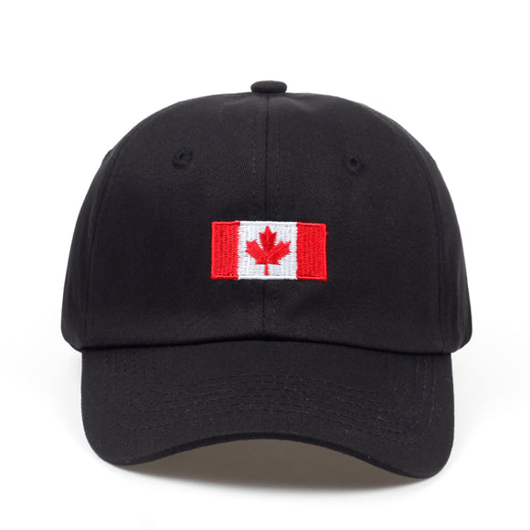 Canada Flag Dad Hat - Hype For Hats