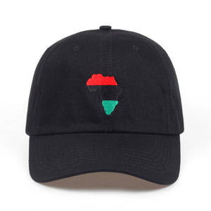 Africa Dad Hat - Hype For Hats