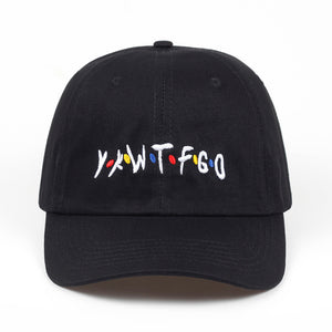 YKWTFGO Dad Hat - Hype For Hats