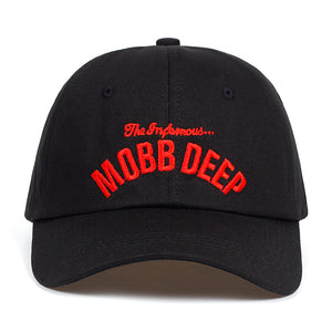 Mobb Deep Dad Hat - Hype For Hats