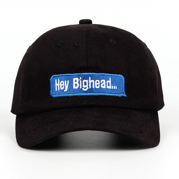 Hey Big Head Dad Hat - Hype For Hats