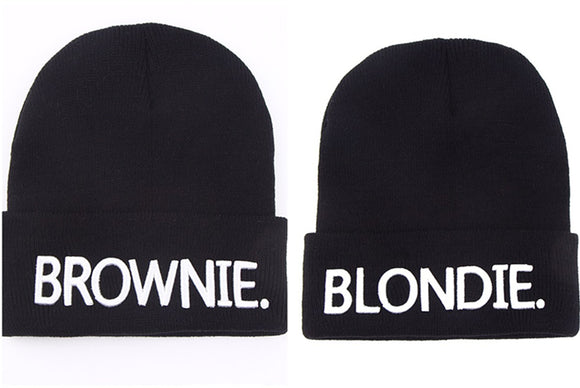 Blondie Brownie Beanie - Hype For Hats