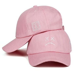 Lil Peep Sad Boys Dad Hat - Hype For Hats