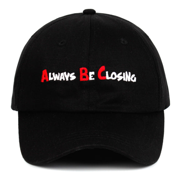 Always Be Closing Dad Hat - Hype For Hats
