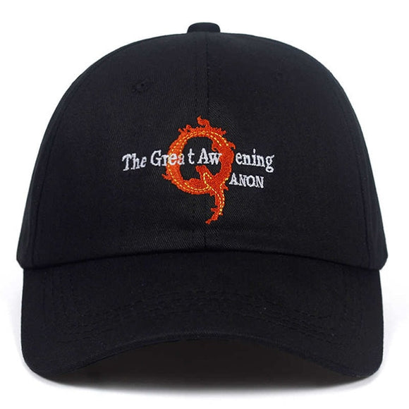 The Great Awakening Dad Hat
