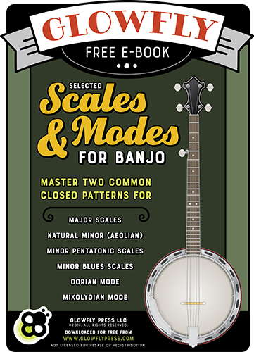 Scales & Modes for Banjo eBook