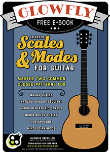 Scales and Modes for Guitar eBook