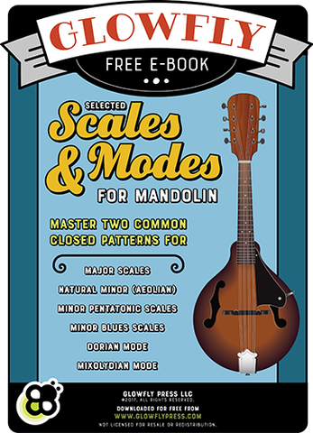 Scales and Modes for Mandolin eBook