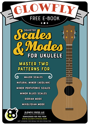Scales and Modes for Ukulele eBook