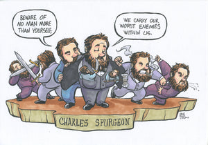 Charles Spurgeon - Worst Enemies