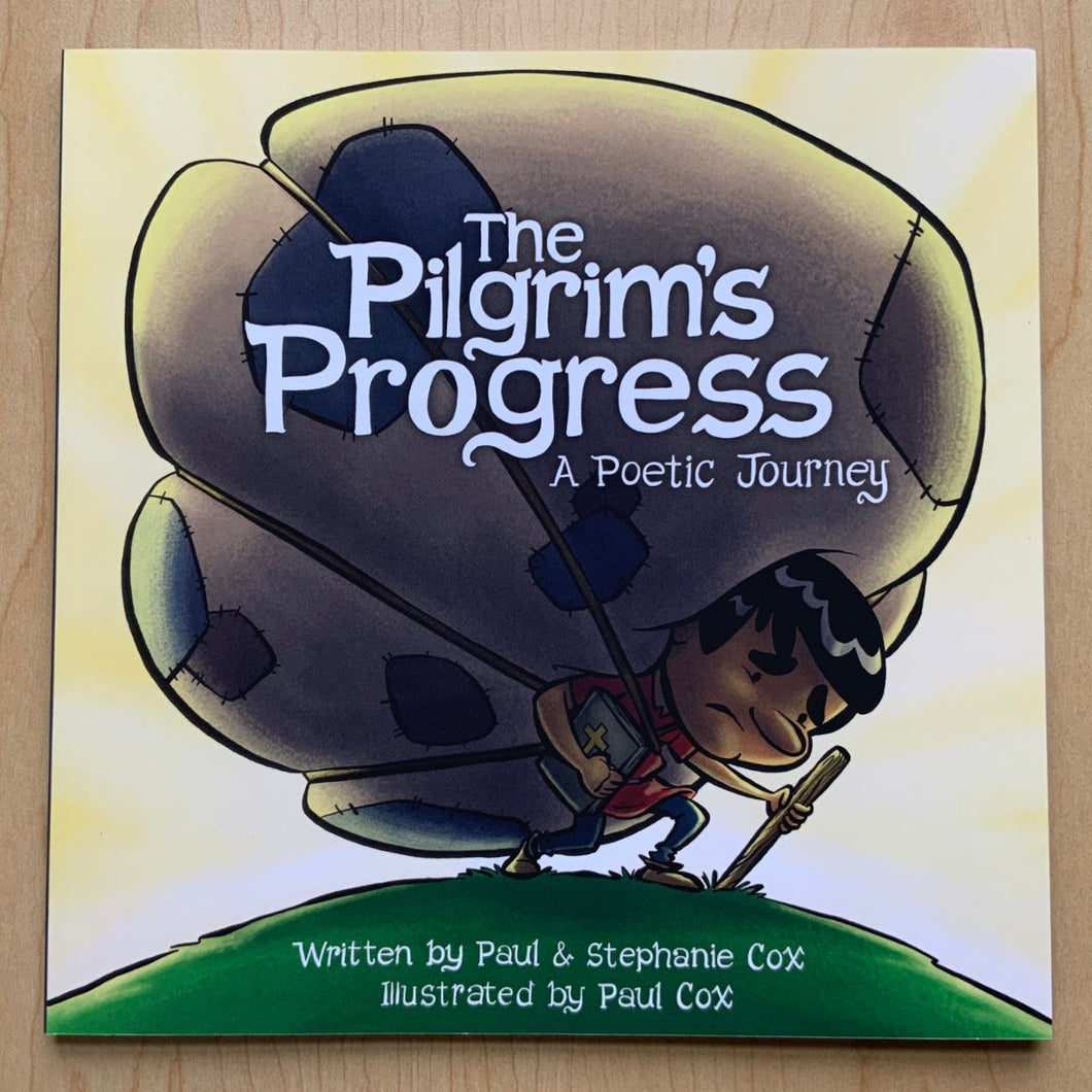 Pilgrim's Progress: A Poetic Journey (DAMAGED)