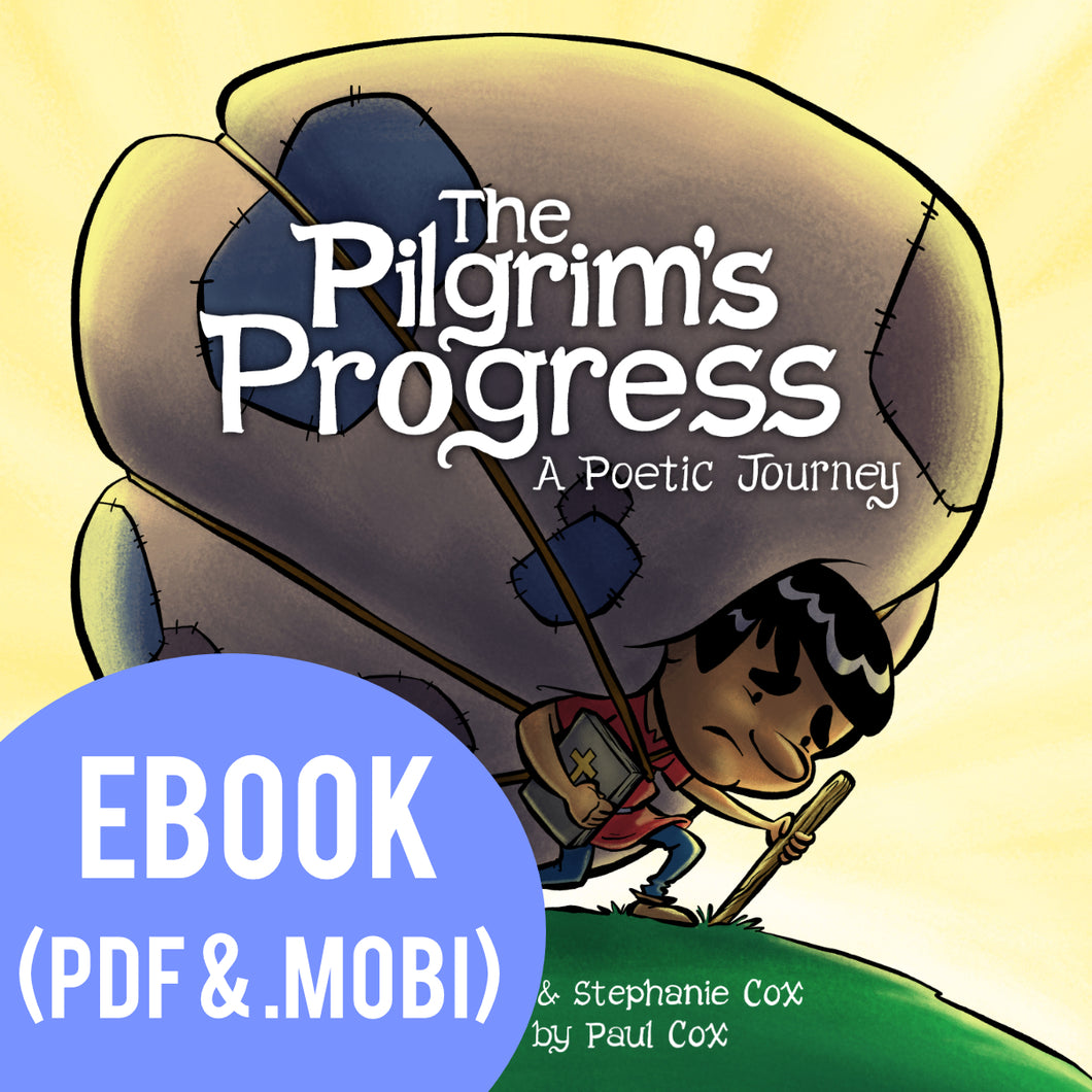 EBook - The Pilgrim's Progress:  A Poetic Journey