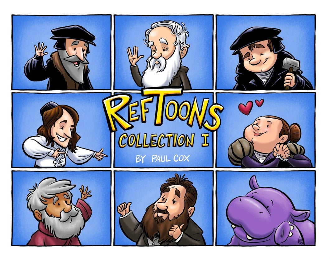 RefToons Collection I