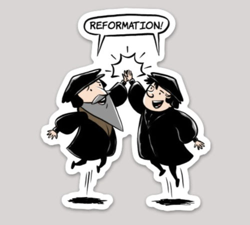 Reformation High-Five