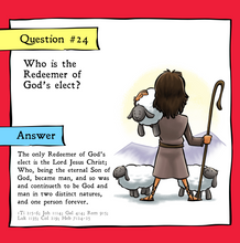 PRE-ORDER The Baptist Catechism (Illustrated)