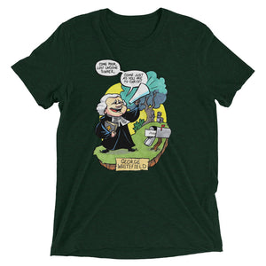 George Whitefield Short sleeve t-shirt