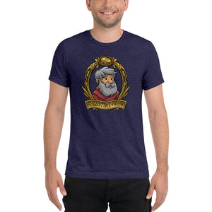 Augustine of Hippo Portrait T-shirt