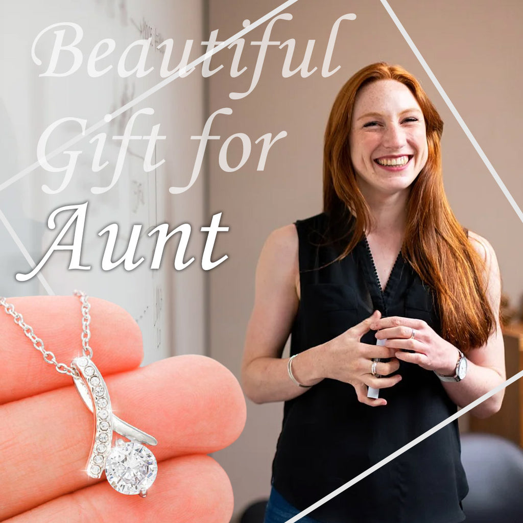 Beautiful Gift for Aunt