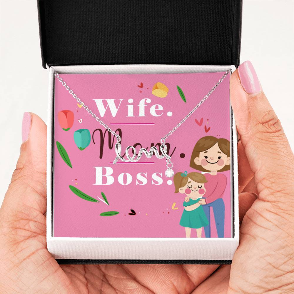 Gift for Wife | Gift for Mom | Lovely Pendant for Wife