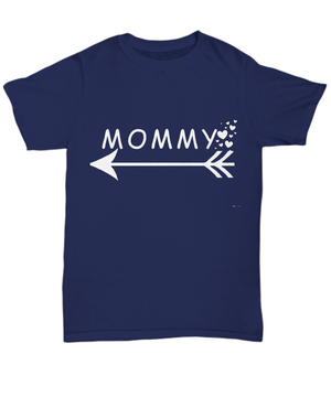 Love Mommy T Shirt
