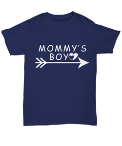 Mommy's Boy T-Shirt