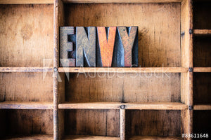 The Trappings of Envy and How to Overcome Them