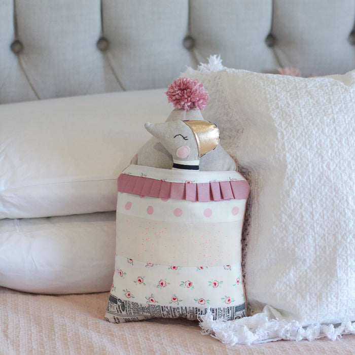 Little House of Hazel - Cushion & Softie Set