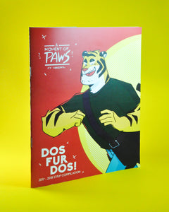 """A Moment of Paws: Dos Fur Dos"" Comics"