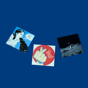 """Andoyman"" Sticker Pack"