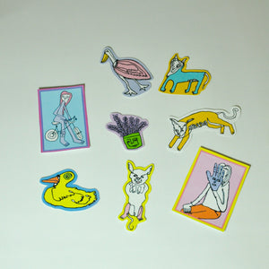 """Fun Pack"" Sticker Pack"