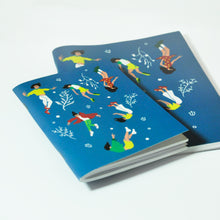 """Free Falling"" Notebook"