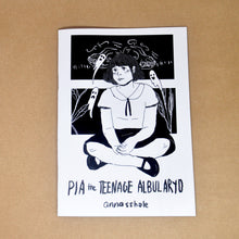 """Pia the Teenage Albularyo"" Zine"