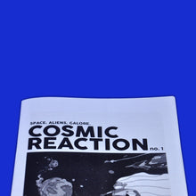 """Cosmic Reaction #1"" Comics"