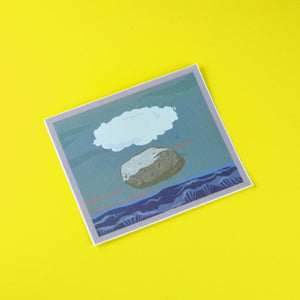 """Surrealism"" Sticker Set"