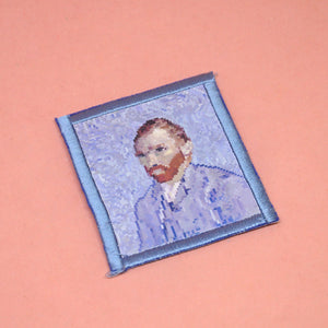 """Van Gogh's Portrait"" Patch"