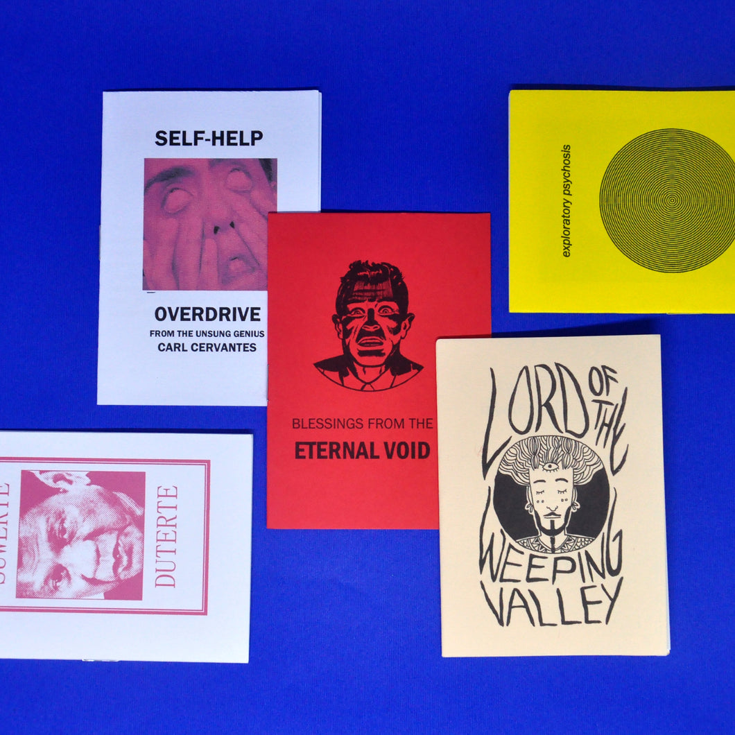 Mini-Zine Pack A