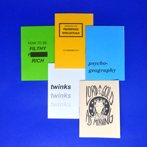 Mini-Zine Pack B