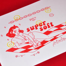 """Super Soft Riso 2"" Print"